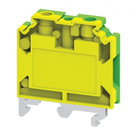 Ground / Earth Terminal Blocks for multi-rail mounting connectwell CGT10U
