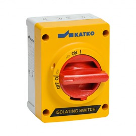 Safety Switch katko KEM 325U Y/R