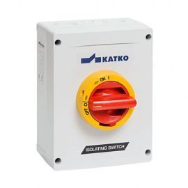 Safety Switch katko KEM 363U Y/R