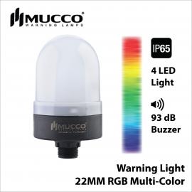 MUCCO , RGB warning light, SNT-S74-RGB, SNT-S74-B-RGB , Waring light 22mm connected ,ไฟสัญญาณเตือน 22mm กันน้ำ ,ไฟสัญญาณเตือนเคริ่องจักร กันน้ำ มีเสียง , ไฟสัญญาณเตือนตู้คอนโทรล กันน้ำ มีเสียง , ไฟไซเรนเครื่องจักร ไฟสัญญาณกระพริบ ไฟสัญญาณติดค้าง มีเสียง