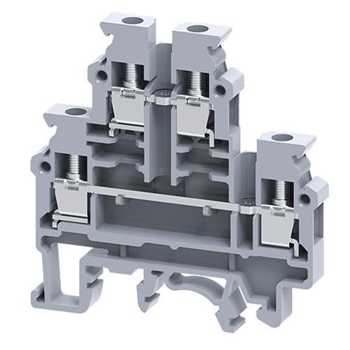 Double Level Terminal Blocks connectwell CDL4UN