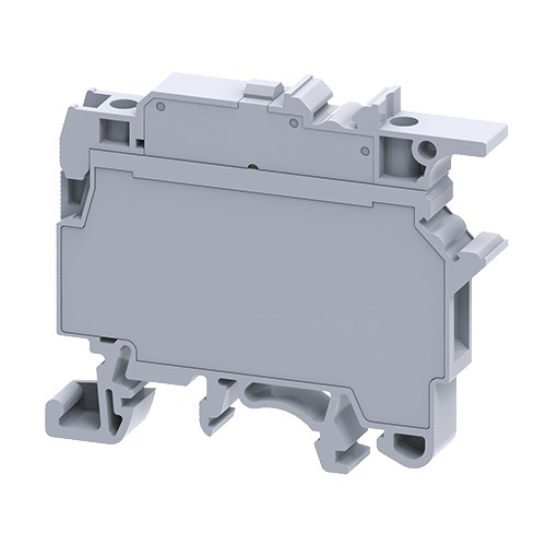 Single Level Fuse Terminal Blocks with LED indication connectwell CF4UL