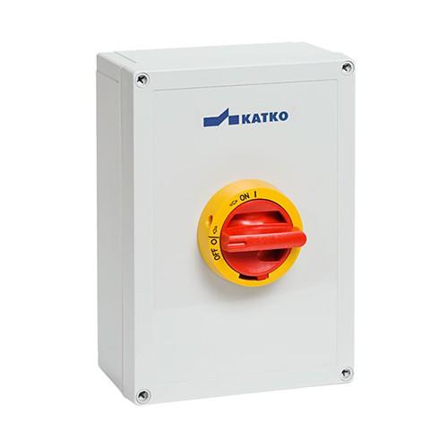 Safety Switch katko KEM 3125U Y/R